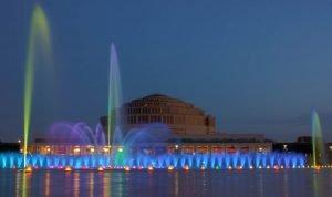 Singing Fountain Wroclaw | Italy