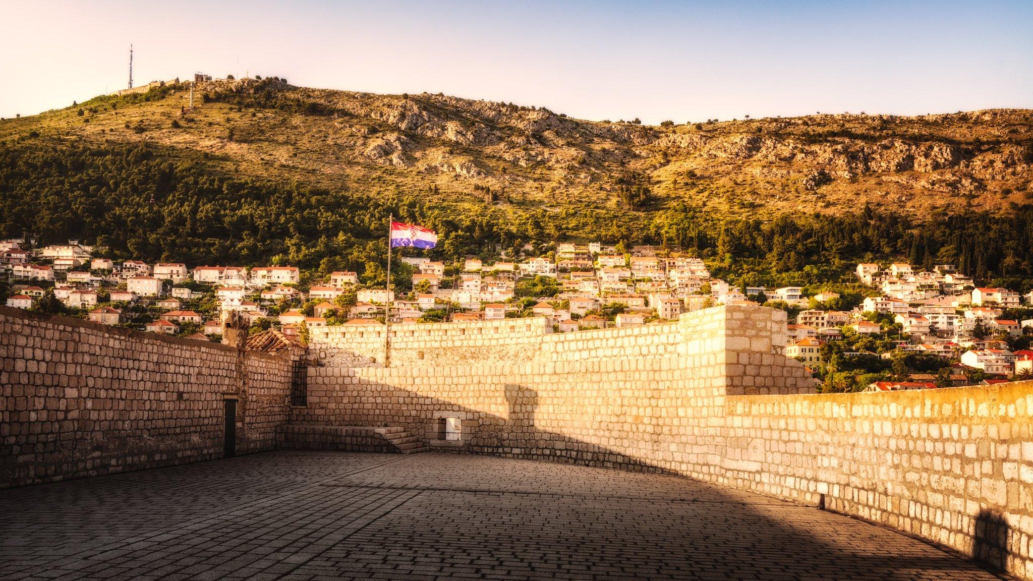 : Dubrovnik - city walls - is it worth it? Croatia