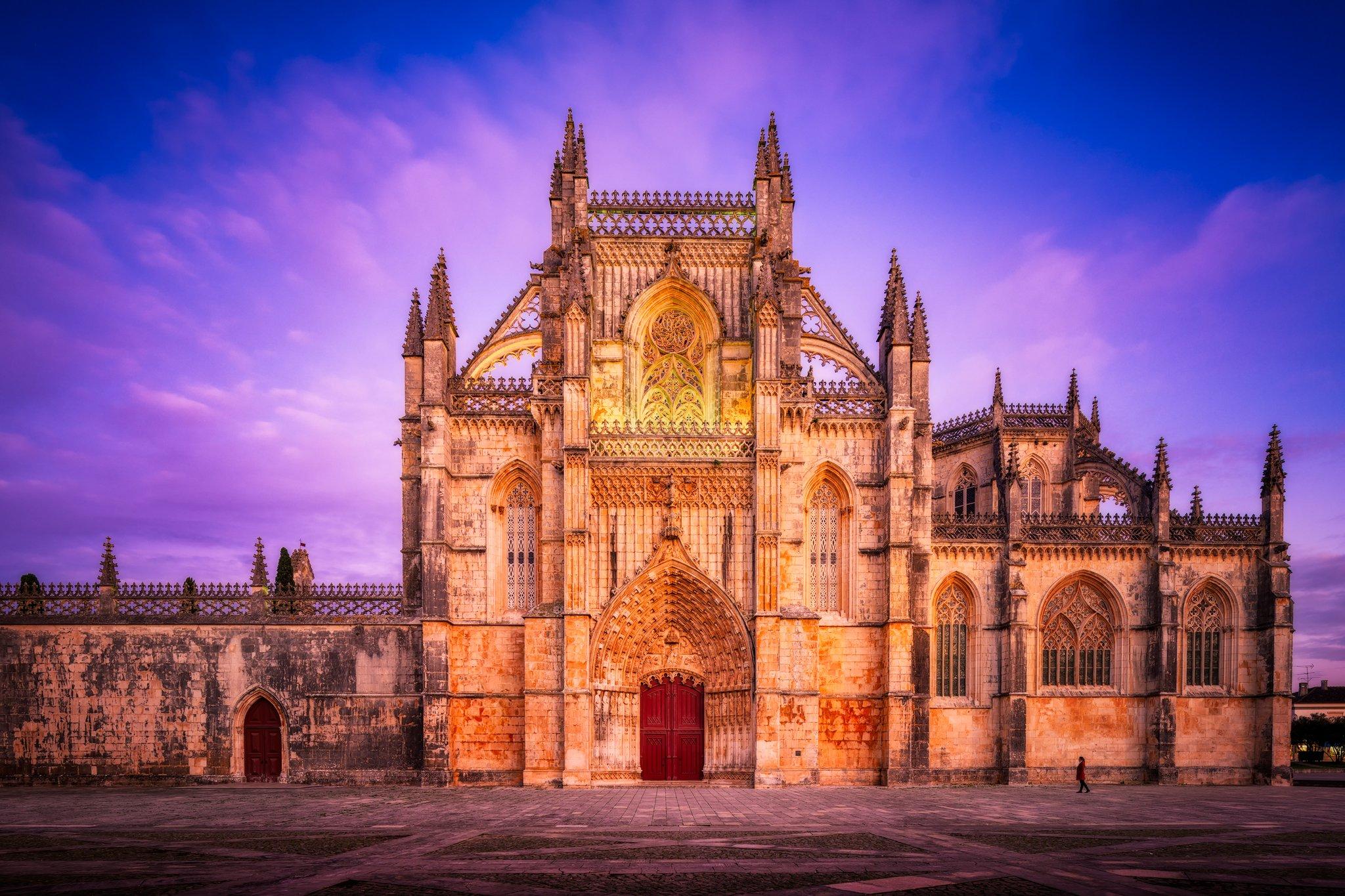 Batalha Monastery; Centro Region; Portugal