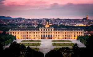 Schönbrunn Palace and Gardens – Vienna; Austria