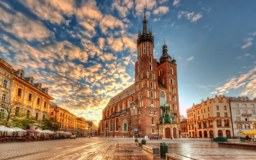 Krakow, Poland: Wawel, Sukiennice and Rynek Old Town Square